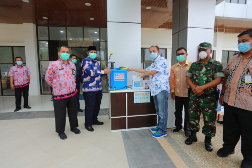 Antisipasi Lonjakan Eskalasi Pandemi Covid-19, Pemkab Siak Siapkan 3 RSUD Tipe D dan Faskes IKPP