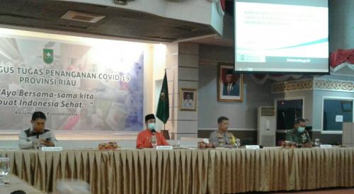 Gubri Surati Rektor Minta Persetujuan Tes Swab PDP Corona di Lab FK Unand