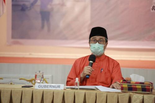 Berikut Riwayat Perjalanan Tiga Pasien Positif Covid-19 di Riau yang Diumumkan Hari Ini
