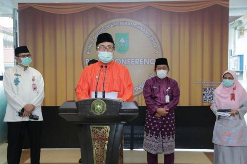 Pasien Covid-19 di Riau Bertambah 3 Orang Jadi 10 Kasus, Kali Ini Warga Rohul, Pelalawan, dan Pekanbaru