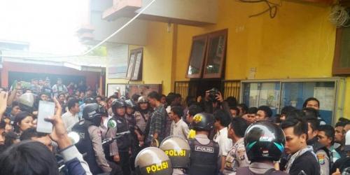 Mahasiswa yang Membunuh Dosen Skripsinya Akhirnya Dipecat dari UMSU Medan