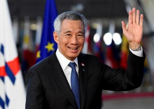 PM Singapura: Kami Tangani Covid-19 Pakai Dana Sendiri, Bukan Dipinjam Seperti Negara Lain