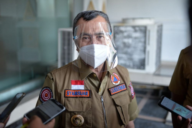 Kapten Kapal India Positif Covid-19 di Dumai, Hasil Uji Usap Dikirim ke Jakarta