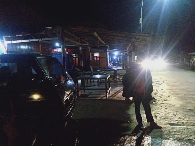 Gempabumi M 5.7 Kepulauan Mentawai, Warga Tuapejat Memilih Siaga dan Mengungsi ke Gereja
