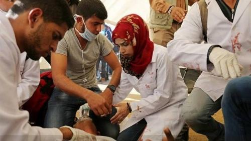 Mengenal Razan al-Najjar, Perawat Cantik yang Dibunuh Sniper Israel Saat Jalankan Tugas Kemanusiaan