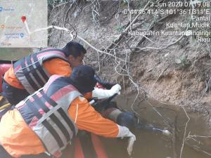 Pagi Ini, Bocah di Kuansing yang Tenggelam Sejak 3 Hari Lalu Sudah Ditemukan