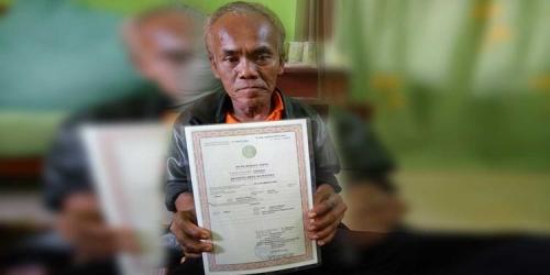 Pulang ke Rumah Setelah Setahun Dikubur, Ternyata Ini Dilakukan Kakek Waluyo Selama Menghilang