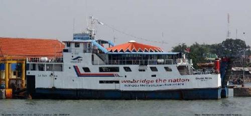 KMP Kakap Mulai Beroperasi, Penyeberangan Roro Dumai - Rupat Kembali Normal