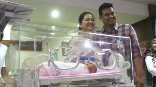 Ini Nama Cucu Perempuan Jokowi, Ada Marga di Belakangnya