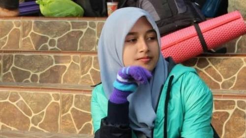 Kehilangan Beasiswa Gara-gara Mualaf, Begini Cerita Awal Ketertarikan Arnita Rodelina kepada Islam