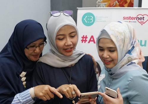 XL Axiata dan Kumpulan Emak Blogger Gelar Arisan Ilmu