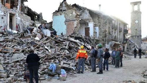Terperangkap 9 Hari di Bawah Reruntuhan Bangunan Akibat Gempa, Romeo Ditemukan Selamat