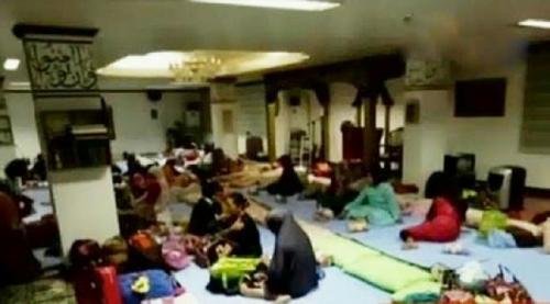 Filipina Deportasi 168 WNI Calon Haji Besok