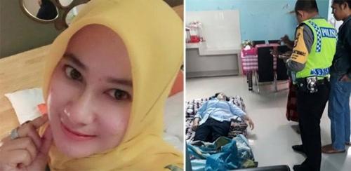 PNS Cantik Dibunuh Saat Akan Berangkat Shalat Idul Adha, Anak Korban Sebut Mama Ditembak Abi