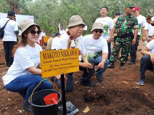 APP Sinar Mas Gandeng Komunitas Dalam dan Luar Negeri Selamatkan Hutan Riau yang Terdegradasi