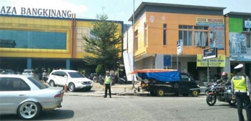 Pelanggar Lalu Lintas di Kampar Didominasi Sepeda Motor