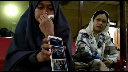 Sebelum Meninggal, Penyelam Pencari Korban Lion Air Mengirim Pesan Mengharukan ke Istri, Begini Bunyinya