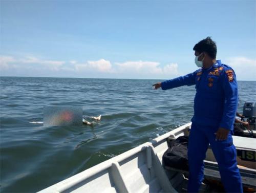 Berkoordinasi dengan Kepolisian Malaysia, Polres Bengkalis Dalami Misteri Penemuan 8 Mayat di Perairan Selat Malaka
