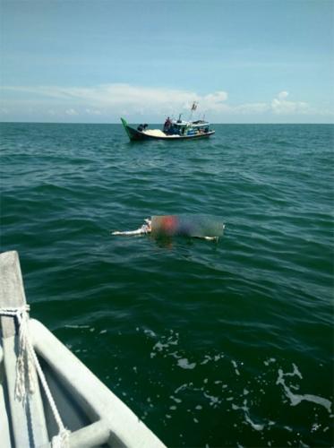 Total 8 Mayat Terapung di Perairan Bengkalis Sudah Ditemukan, Ini Penjelasan Tim Medis Polda Riau
