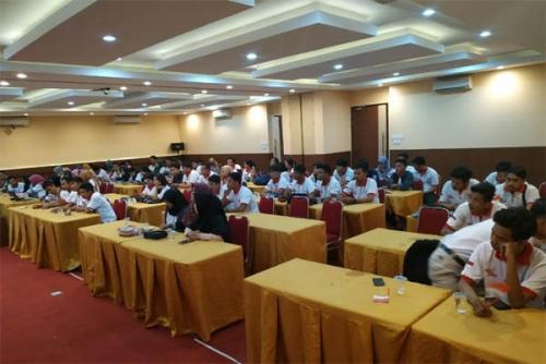 Millenial Riau Pendukung Jokowi Terbentuk dan Dideklarasikan, Peserta Juga Ikuti Pelatihan Jurnalistik