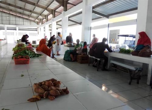 Disperindag Tampung Aspirasi Pedagang Terkait Pasar Higienis Pekanbaru