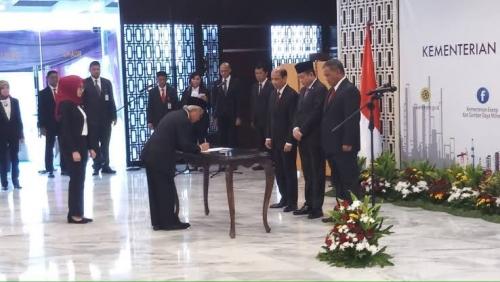 Mantan Dirut PT Semen Padang Dipercaya Jadi Kepala SKK Migas