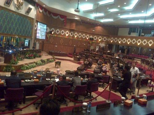 Ini Komposisi Terbaru Badan Anggaran dan Badan Musyawarah DPRD Riau