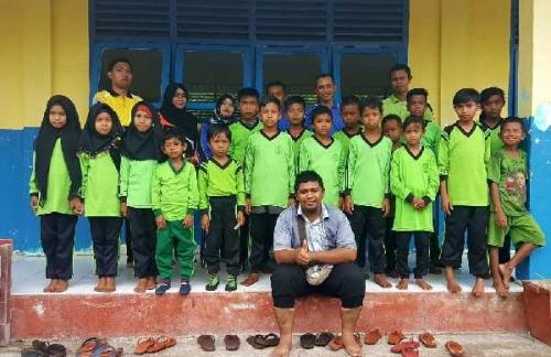Terkendala Akses, Ratusan Anak Suku Akit di Desa Bathin Suir Meranti Putus Sekolah