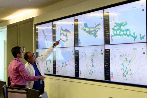 Libur Panjang Natal & Tahun Baru 2020, Trafik Data XL Axiata di Sumatra Naik 70%