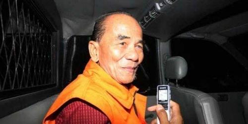 Waduh, Hukuman Mantan Gubernur Riau Annas Maamun Diperberat, Ditambah Satu Tahun