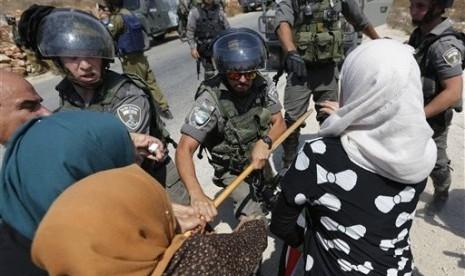 Militer Israel Tembak Mati Remaja Palestina di Tepi Barat