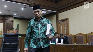Kasus Suap Pembahasan APBN-P, Mantan Anggota DPR Divonis 8 Tahun Bui