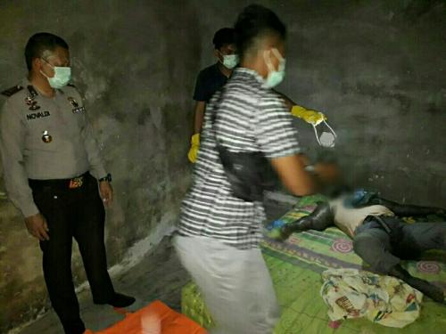 Pria di Pelalawan Ditemukan Tewas Membusuk, Awalnya Warga Cium Bau Busuk