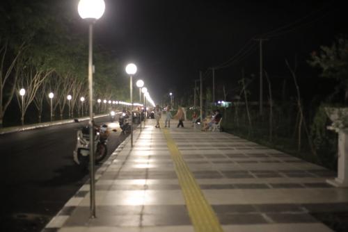 Pendestrian Jalan Sultan Muzafarsyah Bakal Jadi Lokasi Iven Car Free Night di Siak