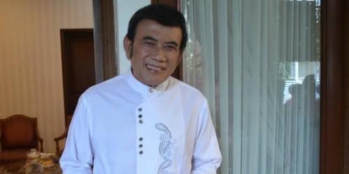 Studio Milik Raja Dangdut Rhoma Irama Ditembak Orang Misterius