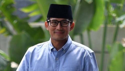 Sandiaga Tak Kenal Keluarga Uno Caleg Hanura yang Dukung Jokowi-Maruf