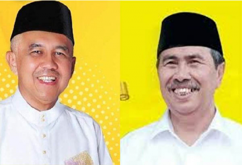 Andi Rachman Mundur, Syamsuar Pimpin Partai Golkar Riau