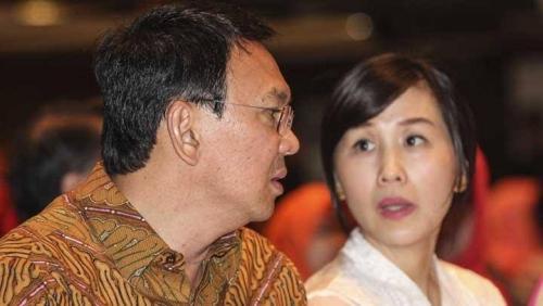 Hakim Kabulkan Gugatan Cerai Ahok, Veronica Tan Resmi Jadi Janda