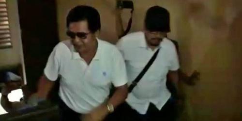 Calon Anggota DPR RI dari Golkar Ditangkap di Bandara