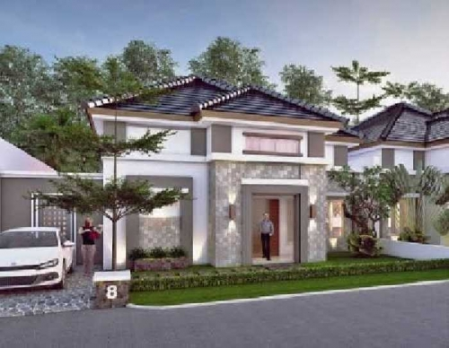 Mau Beli Rumah Mewah Bonus Kolam Renang Pribadi, TV, AC dan Mesin Pompa Air di Pekanbaru, Ini Caranya