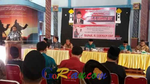 Lukman Edy : Kabupaten Mandau atau Kota Duri, Prosesnya 3 Tahun Kedepan