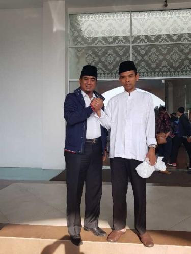 Ustad Abdul Somad Isi Tausiah Perhelatan Akbar Nahdatul Ulama Riau