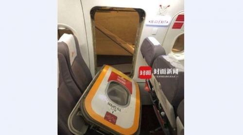 Kegerahan dalam Pesawat, Penumpang Buka Pintu Darurat, Begini Akibatnya