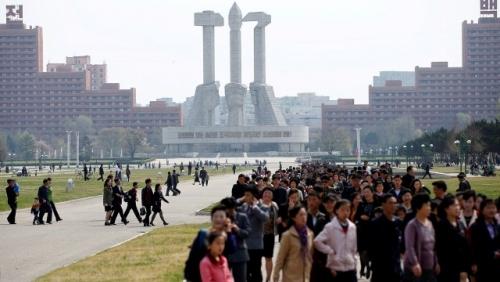 Lebih 10 Juta Rakyat Korea Utara Kekurangan Makanan