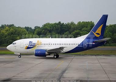 PT PIR Gandeng KPK Selamatkan Riau Airlines dan PLTU Koto Ringin