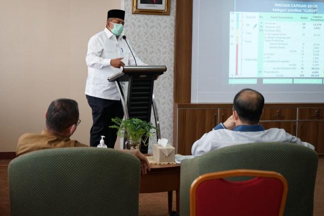Bupati Siak Tegaskan Tidak Ada Pelaksanaan Salat Ied di Lapangan dan Masjid