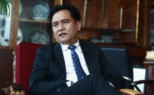 HTI Ajukan Banding, Yusril: Kalau Jokowi Diganti, Dikabulkan Mungkin