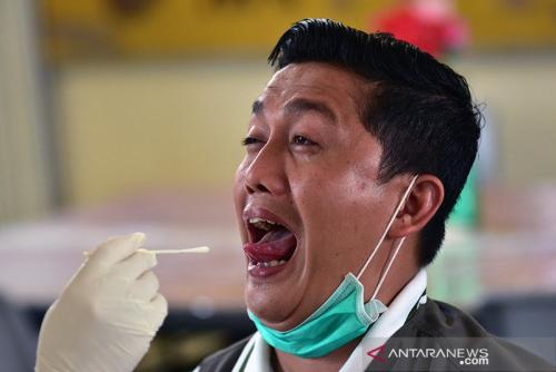 96 Pasien Covid-19 di Riau Sembuh