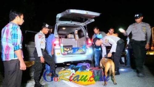 Antisipasi Lundup Jelang Lebaran, Polisi di Dumai Perketat Penjagaan Pelabuhan dan Akses Perairan