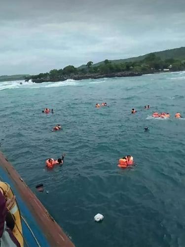 Data Manifes KM Lestari Hanya 139 Penumpang, Korban yang Dievakuasi Sudah 189 Orang